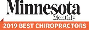 2019 Minnesota Monthly Best Chiropractors
